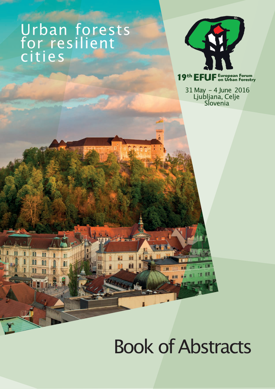 Urban forests for resilient cities