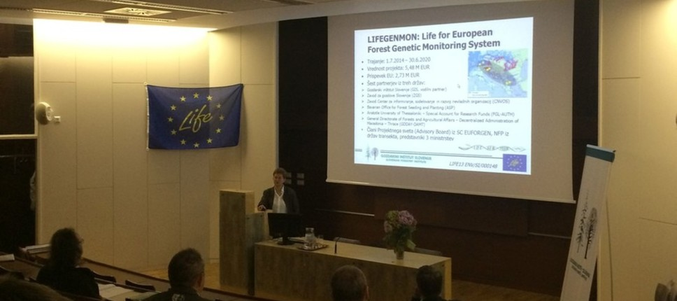 "Workshop: ""Determining the Measures for Conservation of Forest Genetic Resources"""